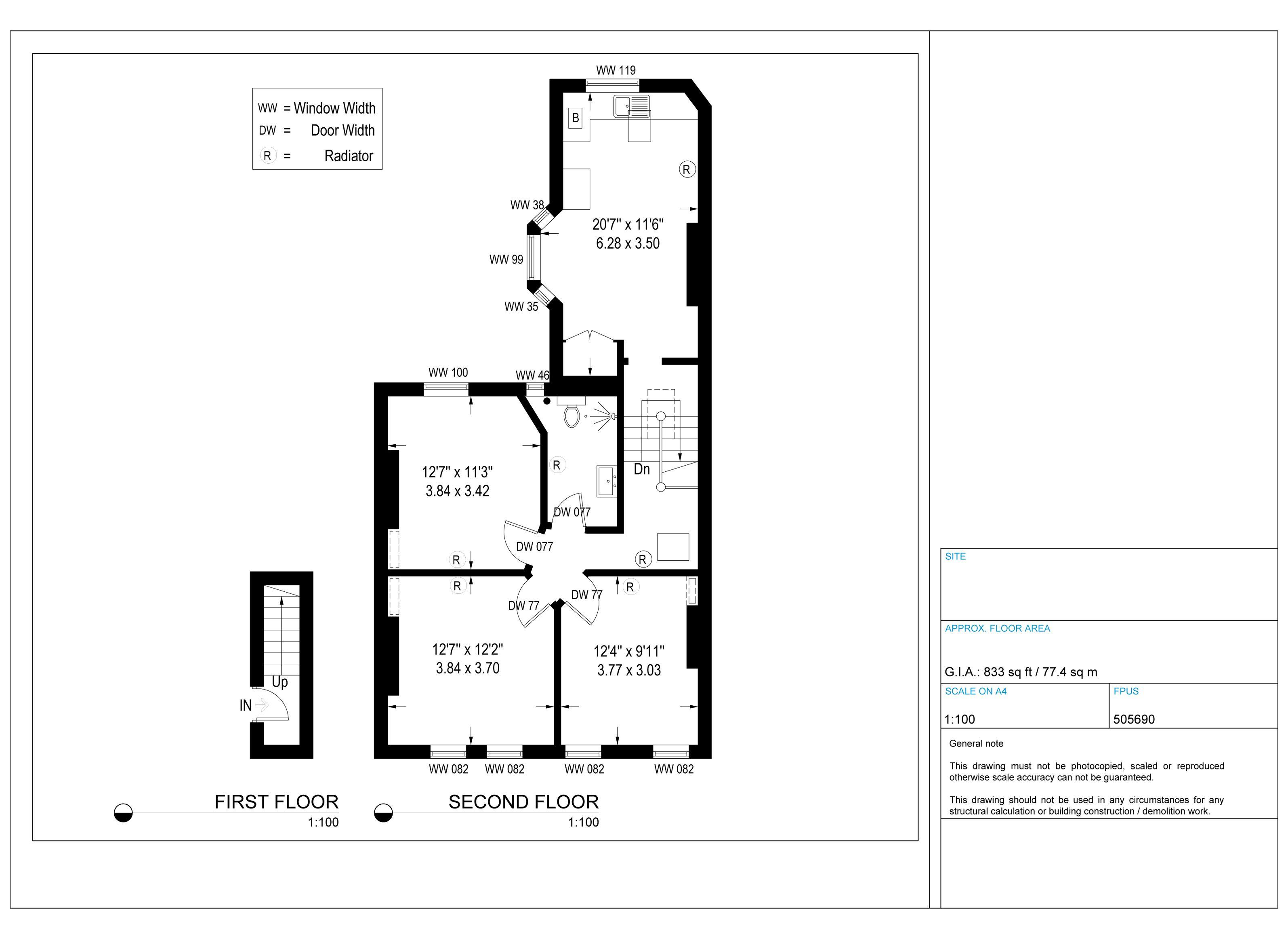 London Property Photography Floor Plans Epc S 3d Virtual Tours Roost