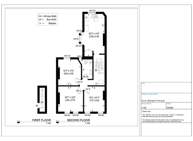Roost Floor Plan Example