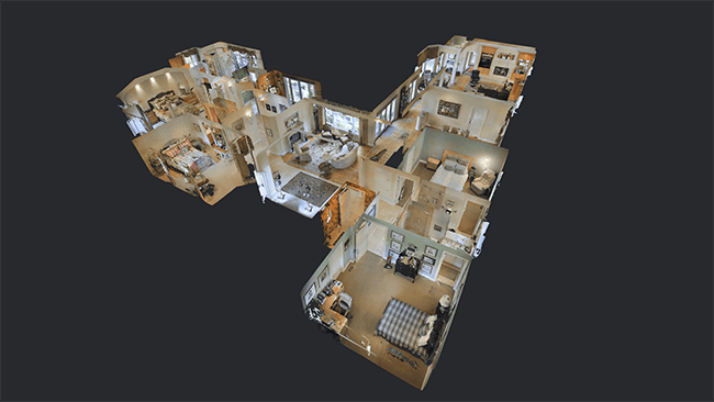 Roost Virtual Tour Example